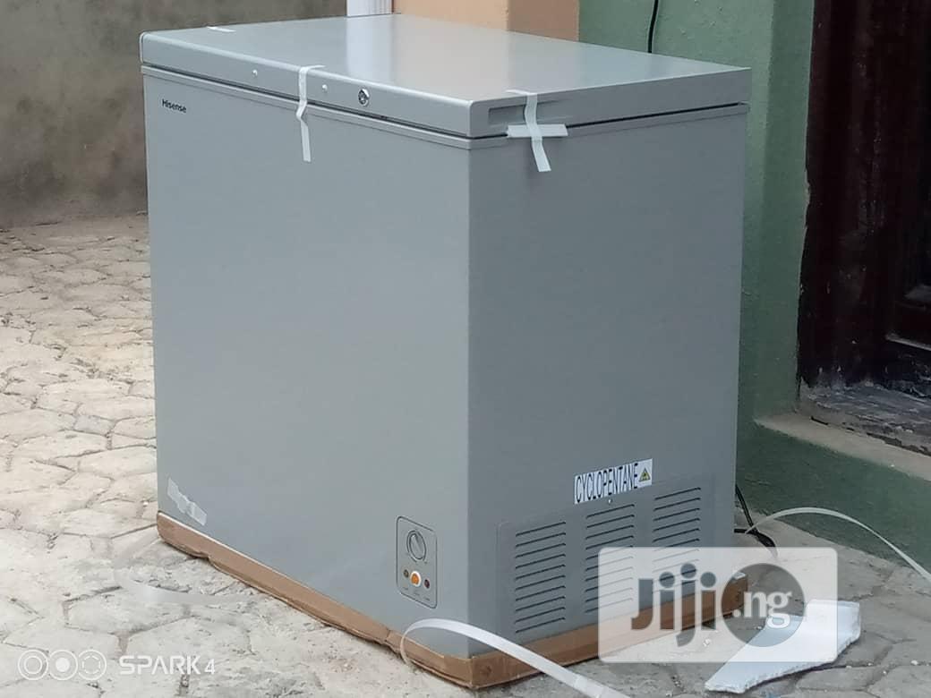 Archive: New Hisense Freezer