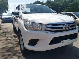 Toyota Hilux 2016 SR 4x4 White | Cars for sale in Abuja (FCT) State, Central Business Dis