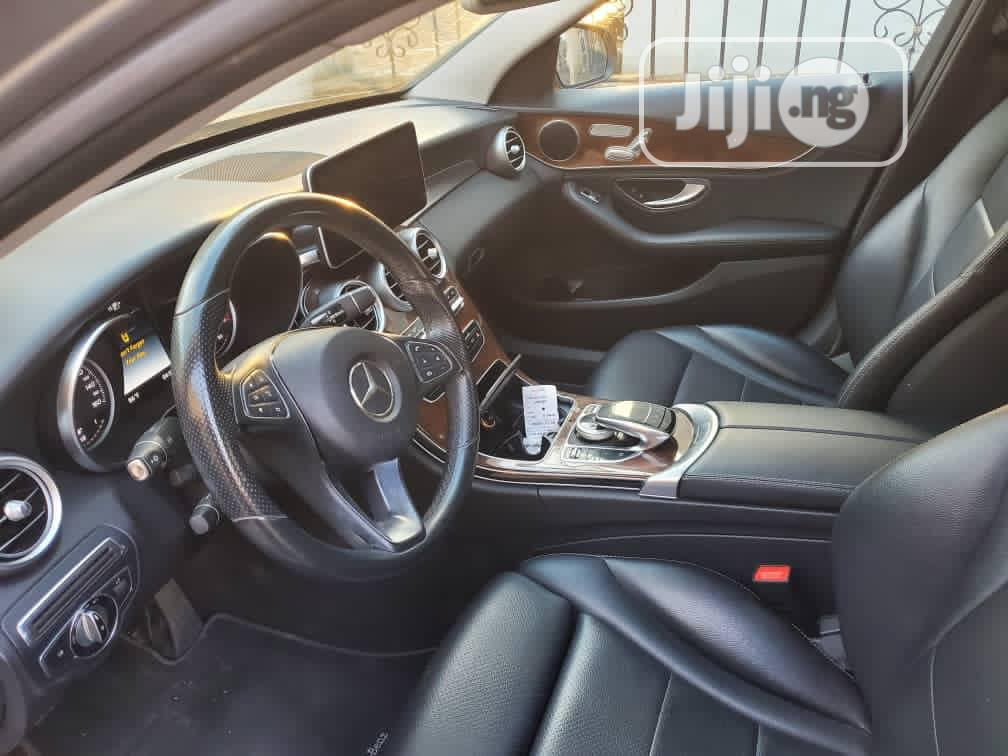 Mercedes-Benz C300 2015 Silver | Cars for sale in Ikeja, Lagos State, Nigeria