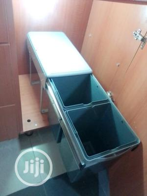 Waste Basket Pull Out Cabinet   Furniture for sale in Lagos State, Orile