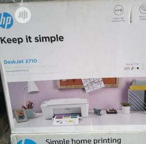 HP Desktop 2710 Printer | Printers & Scanners for sale in Lagos State, Ikeja