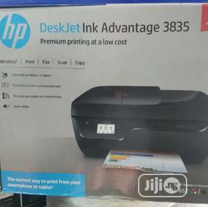 HP DESKTOP Ink Advantage 3835 Printer | Printers & Scanners for sale in Lagos State, Ikeja