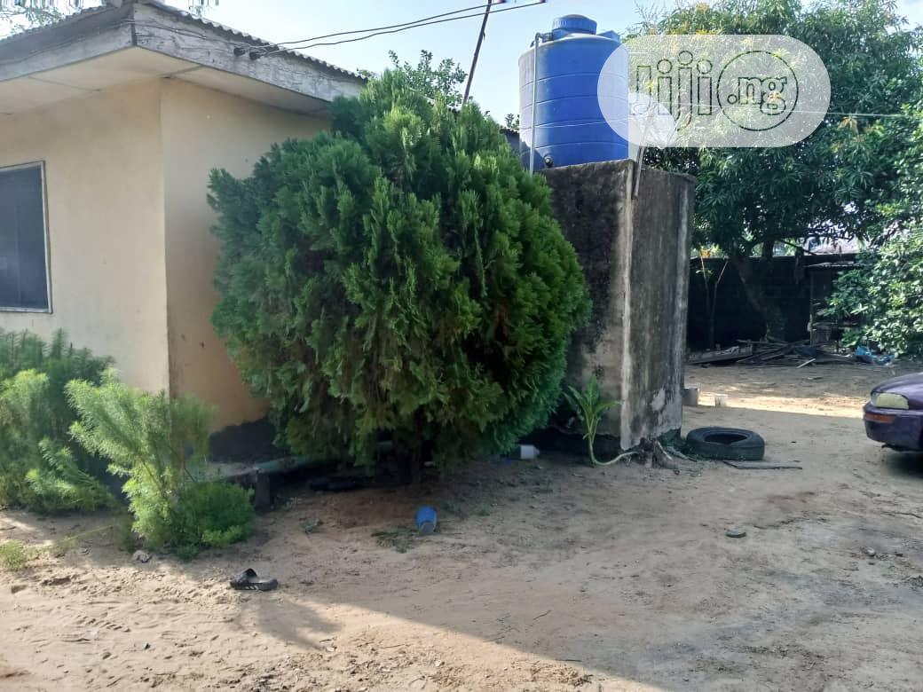 Massive 4bedroom Bungalow + 2stores | Houses & Apartments For Sale for sale in Badagry / Badagry, Badagry, Nigeria