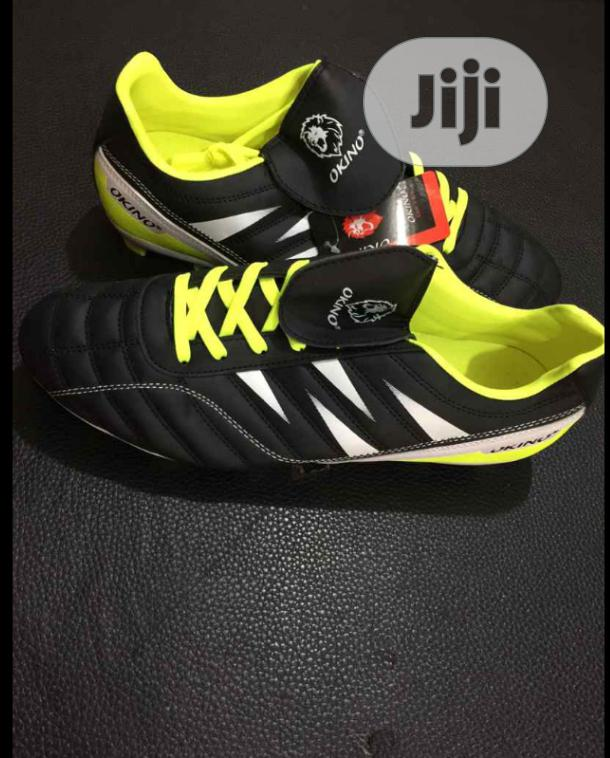 Quality Football Boots