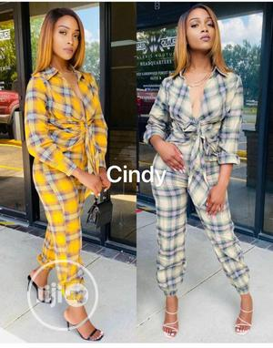 2piece Top and Trousers for Trendy Ladies | Clothing for sale in Lagos State, Lagos Island (Eko)