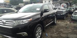 Toyota Highlander 2012 Black | Cars for sale in Lagos State, Apapa