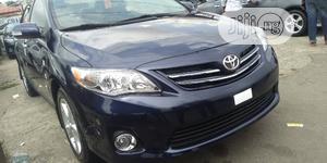 Toyota Corolla 2012 Blue   Cars for sale in Lagos State, Apapa