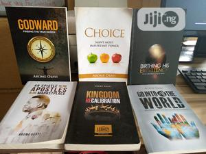 Books Authored By Arome Osayi   Books & Games for sale in Rivers State, Port-Harcourt
