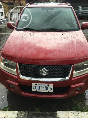 Suzuki Grand Vitara 2010 2.4 Red | Cars for sale in Lagos State, Amuwo-Odofin