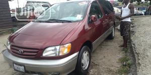 Toyota Sienna 2003 Red | Cars for sale in Lagos State, Apapa
