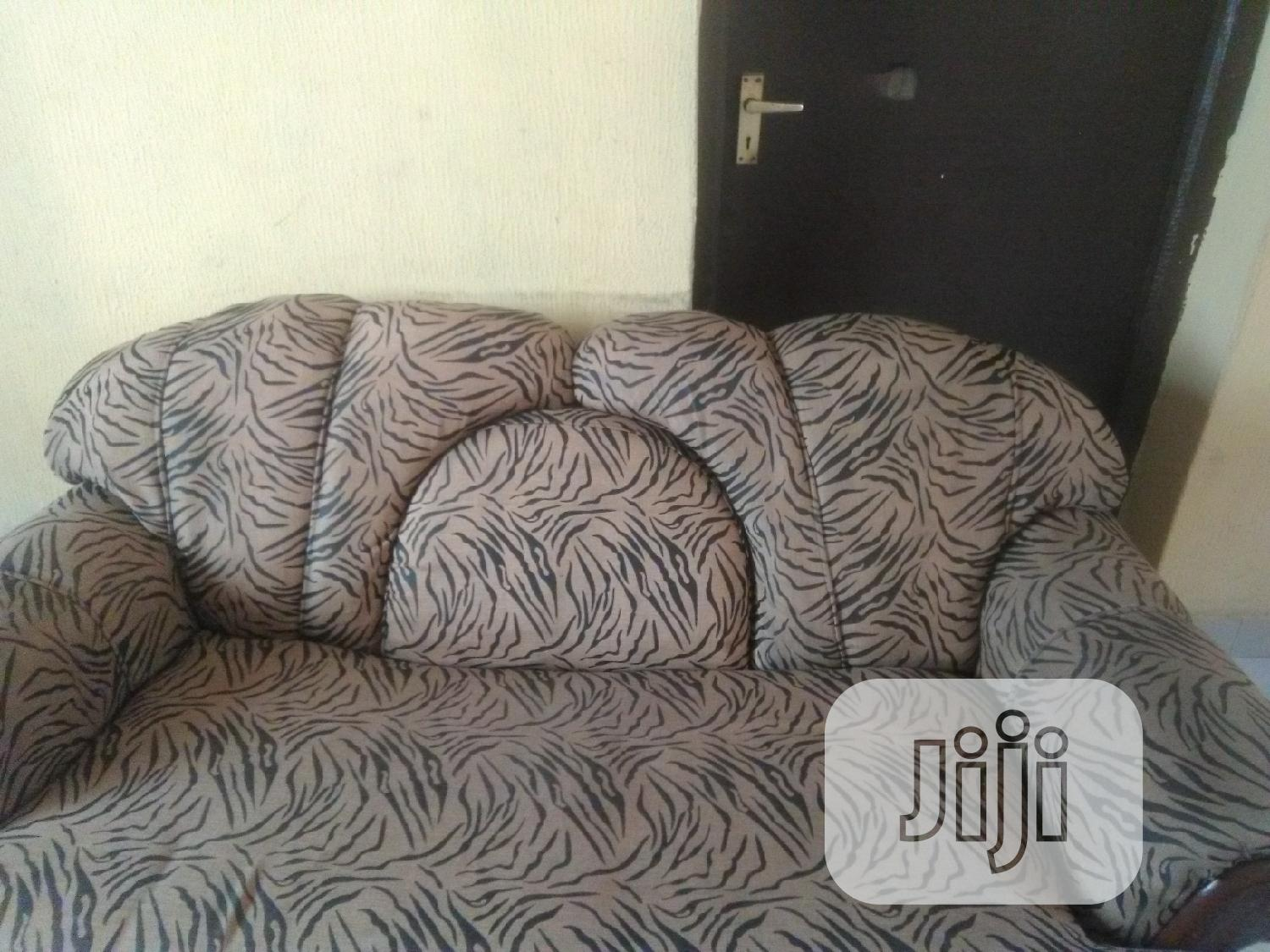 Upholstery Washed
