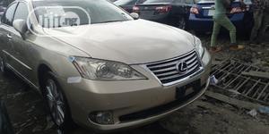 Lexus ES 2011 Gold | Cars for sale in Lagos State, Apapa