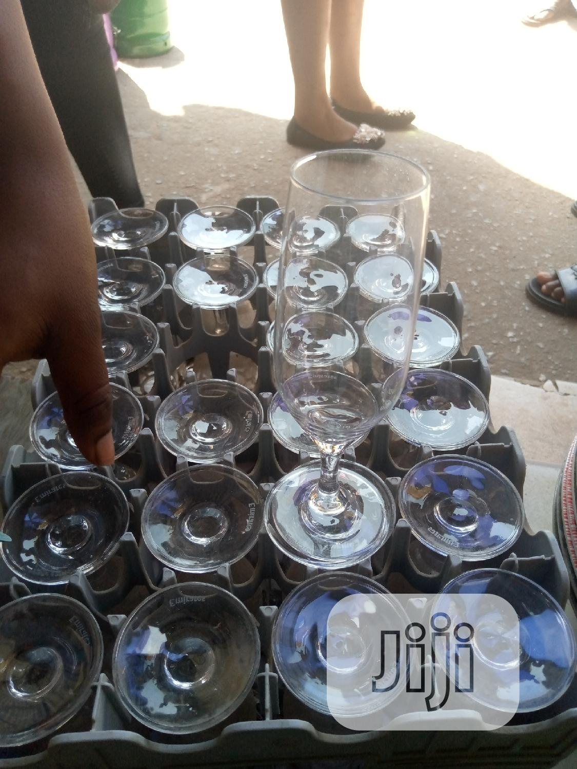 Wine Glass Cup | Kitchen & Dining for sale in Wuse, Abuja (FCT) State, Nigeria