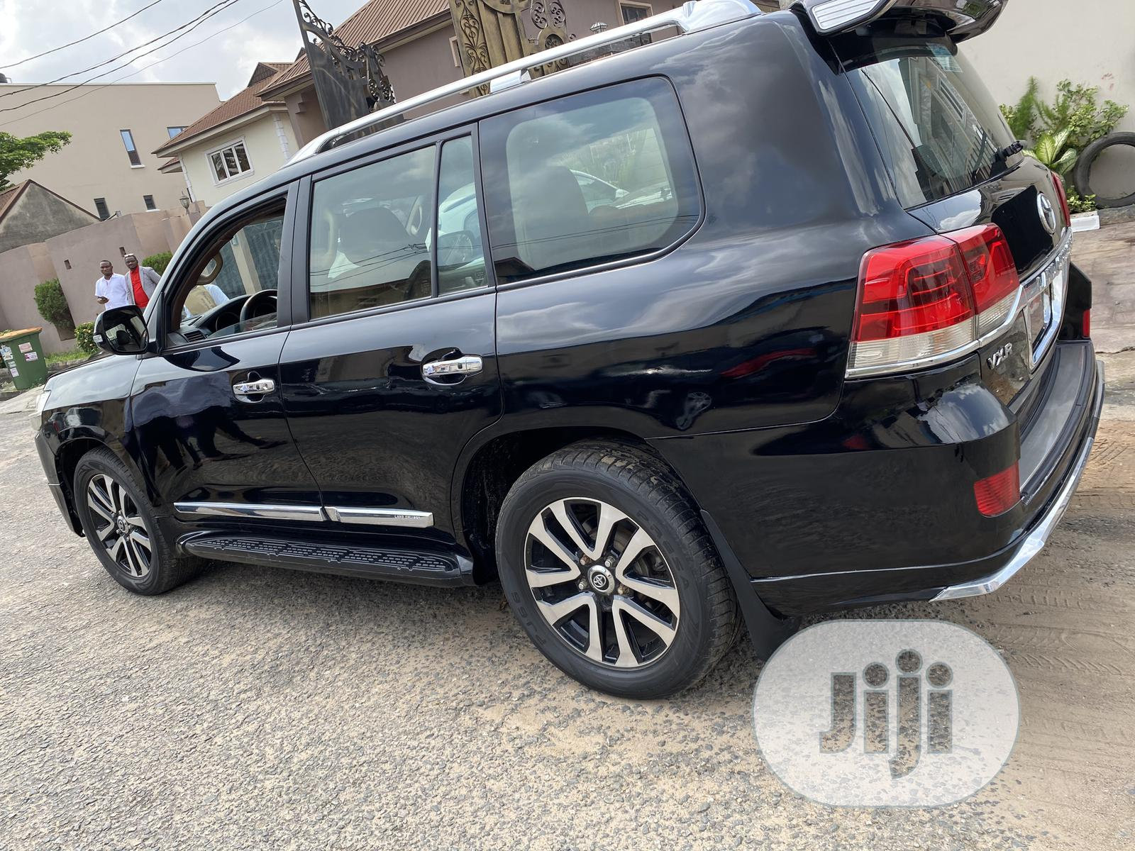 Toyota Land Cruiser 2010 Black | Cars for sale in Ikeja, Lagos State, Nigeria