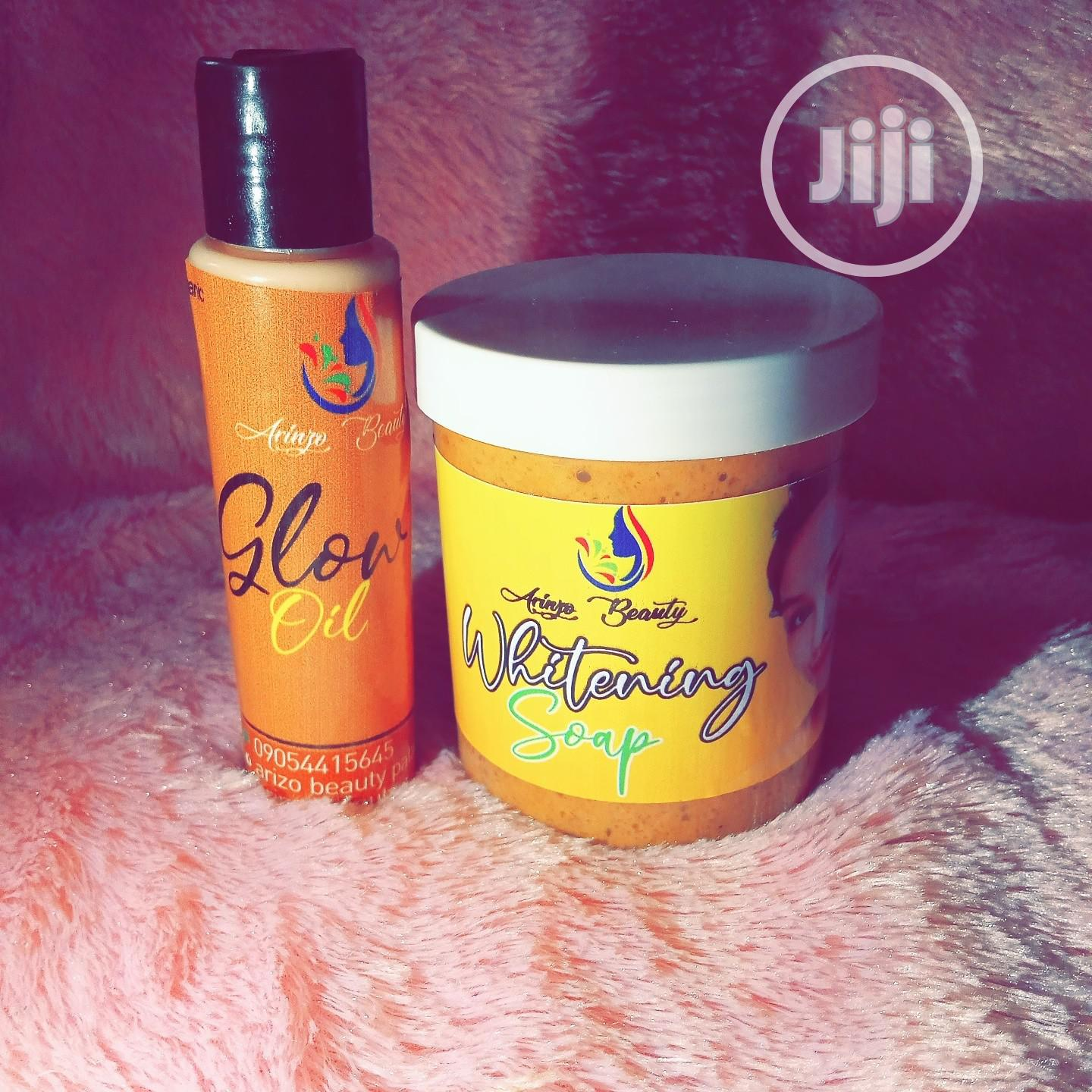 Archive: Whitening Soap