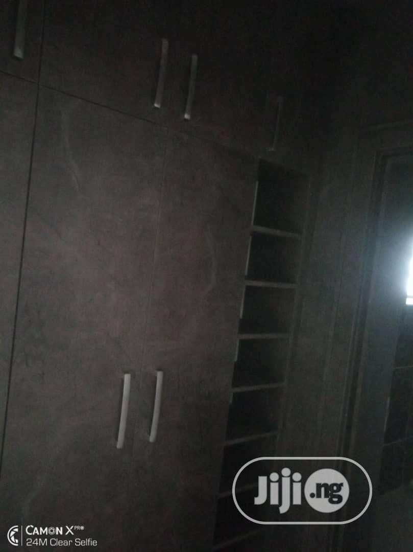 Archive: Semi Detached 3bedroom Duplex With 1 Bedroom B/Q.
