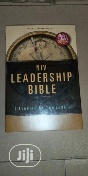 NIV Leadership Bible (Updated Edition) | Books & Games for sale in Lagos State, Surulere