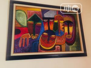 Artist Niyi Ogundele Painting   Arts & Crafts for sale in Abuja (FCT) State, Wuse 2