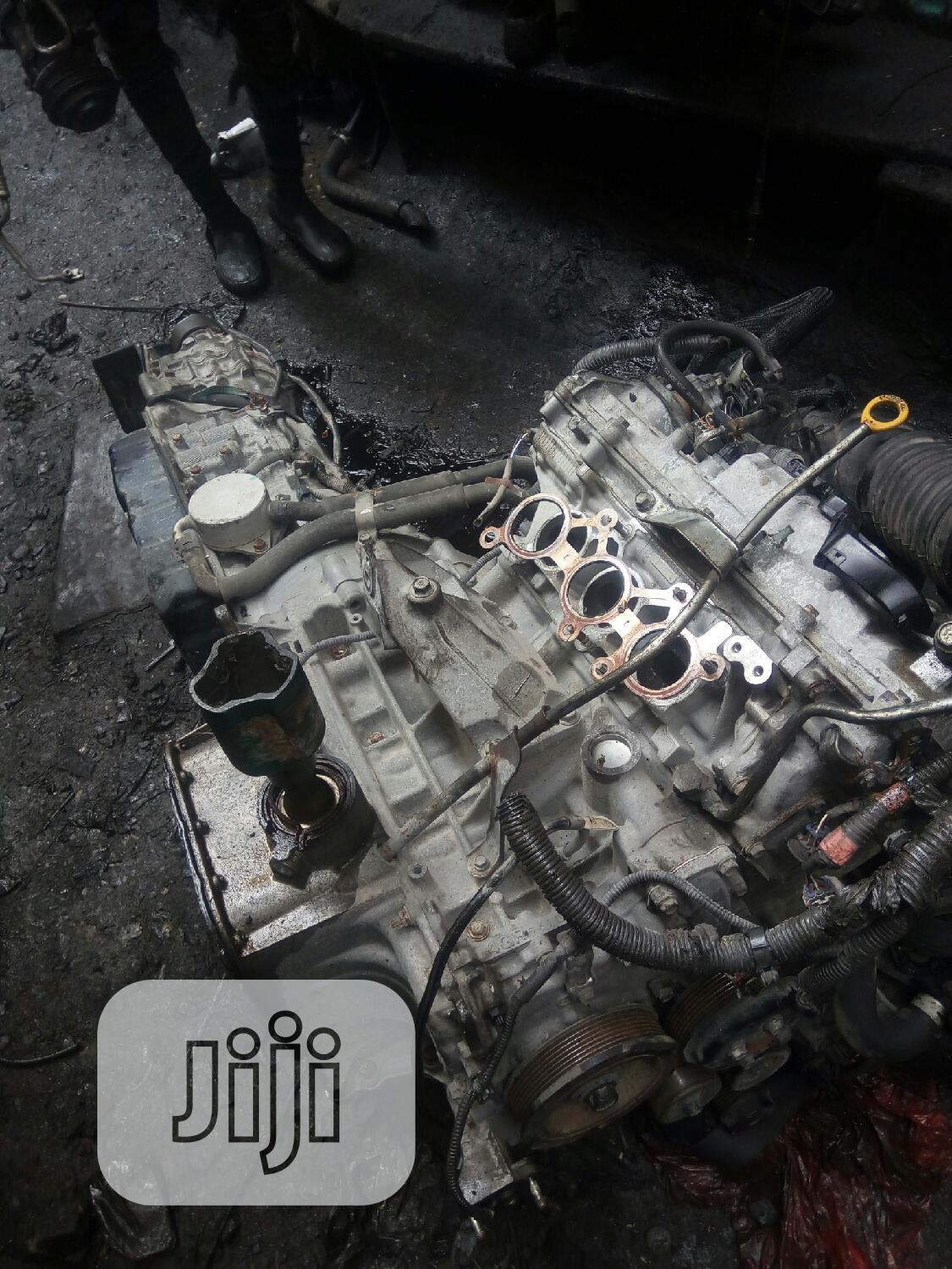 Archive: Complete Engine for Lexus Is250 4 Wheel