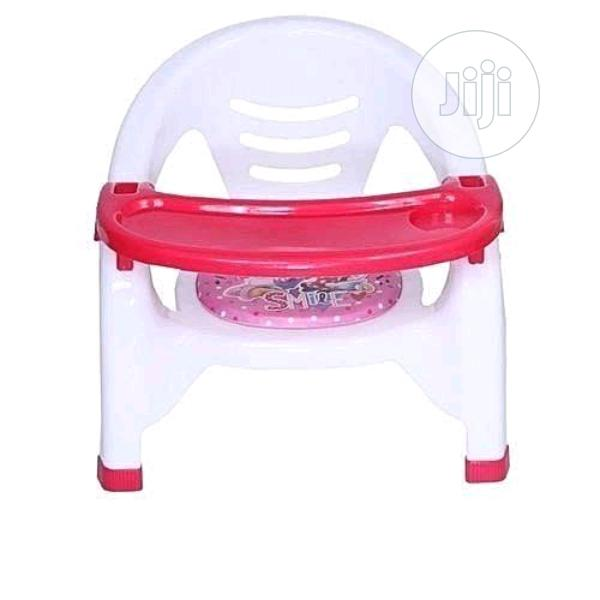 Archive: Kids Plastic Chair With Attached Table