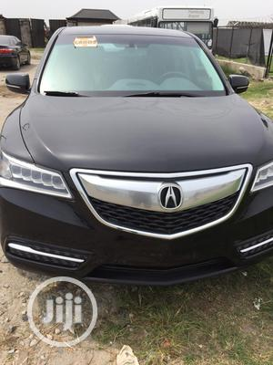 Acura MDX 2015 Black | Cars for sale in Lagos State, Lekki