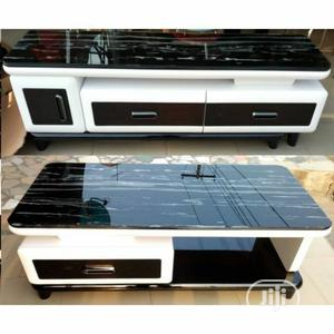 Center Table And Tv Shelve With Drawers | Furniture for sale in Lagos State, Ojo