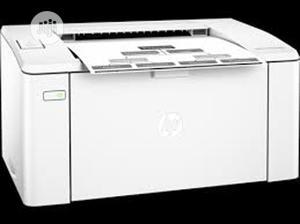 Hp Pro M102a Laserjet Black & White Printer   Printers & Scanners for sale in Lagos State, Gbagada