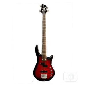 4 String Base Guitar With Bag And Belt | Musical Instruments & Gear for sale in Lagos State, Ikeja