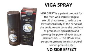 Viga 500000 Delay Spray Now Available | Sexual Wellness for sale in Lagos State, Ifako-Ijaiye