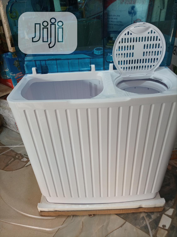 Qasa Manual Double Tubs Washing Machine,7.8 Kg
