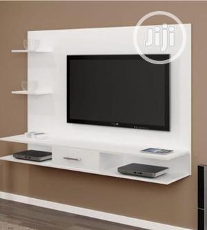 White Wall Hanging TV Shelf | Furniture for sale in Lagos State, Lekki