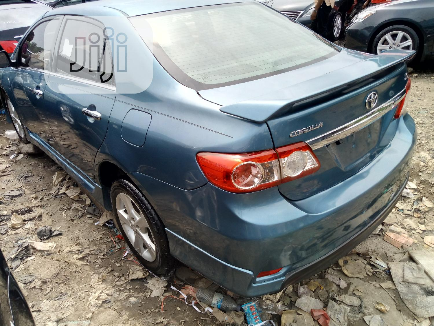 Toyota Corolla 2012 Blue | Cars for sale in Apapa, Lagos State, Nigeria