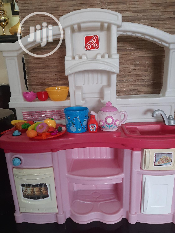 Children Kitchen Set | Toys for sale in Ikeja, Lagos State, Nigeria
