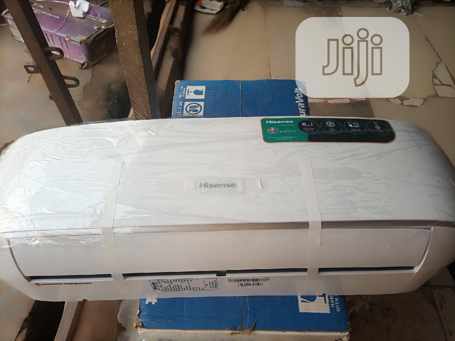 Hisence 1 Horse Power Split Air Conditioner | Home Appliances for sale in Agege, Lagos State, Nigeria