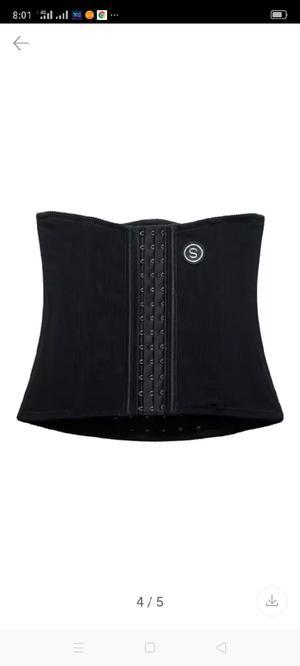 Black Super Sports Waist Trainer. | Clothing Accessories for sale in Abuja (FCT) State, Garki 2