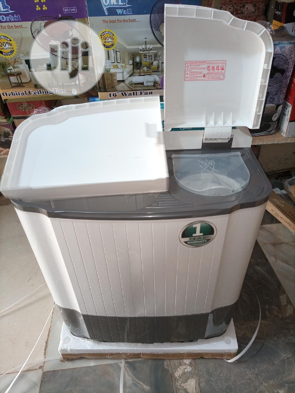 Hisense Washing Machine 7.2 Kg