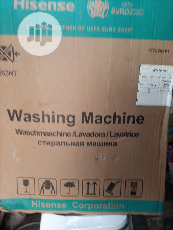 Hisense Washing Machine 7.2 Kg | Home Appliances for sale in Agege, Lagos State, Nigeria