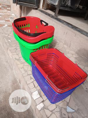 Supermarket Trolleys And Baskets | Store Equipment for sale in Lagos State, Ojo