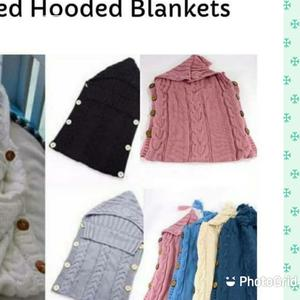 Baby Hooded Blankets for Sale at Lagos   Children's Clothing for sale in Lagos State, Lagos Island (Eko)