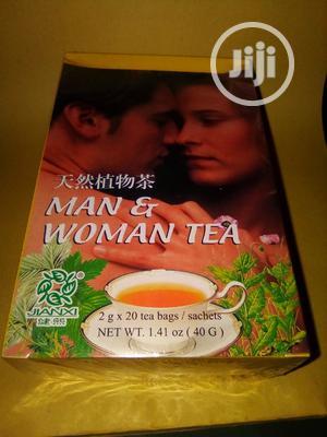 Man & Woman Tea   Sexual Wellness for sale in Lagos State, Ifako-Ijaiye