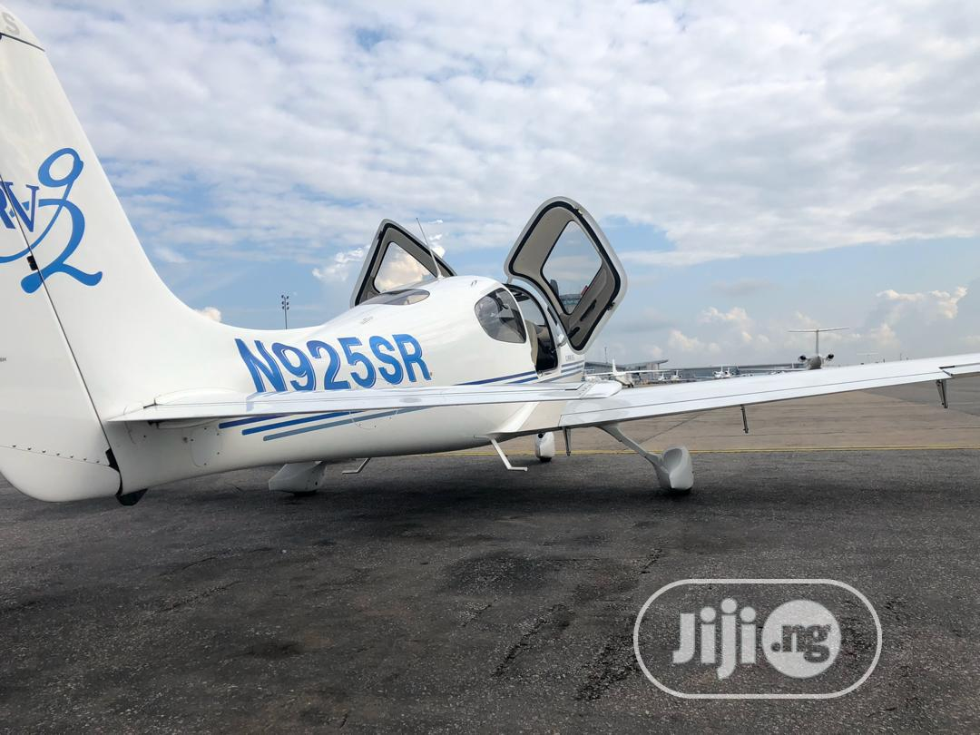 2007 Model, Cirrus SR20 4seater Jet... Model ACD25D | Heavy Equipment for sale in Central Business Dis, Abuja (FCT) State, Nigeria