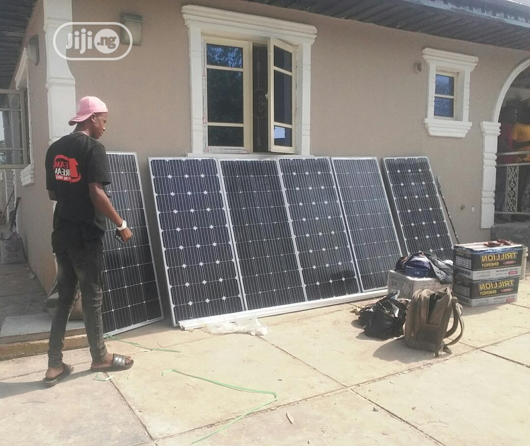 2kva Solar Panel Installation