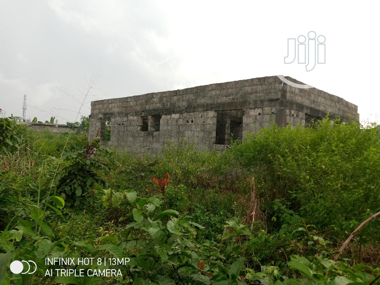 An Uncompleted Building Up for Sale. | Houses & Apartments For Sale for sale in Port-Harcourt, Rivers State, Nigeria