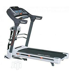 Heavy Duty Treadmill 2.5hp With Massager and Auto Incline   Sports Equipment for sale in Lagos State, Ikoyi