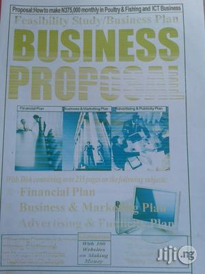 Business Proposal Plan   Legal Services for sale in Rivers State, Port-Harcourt