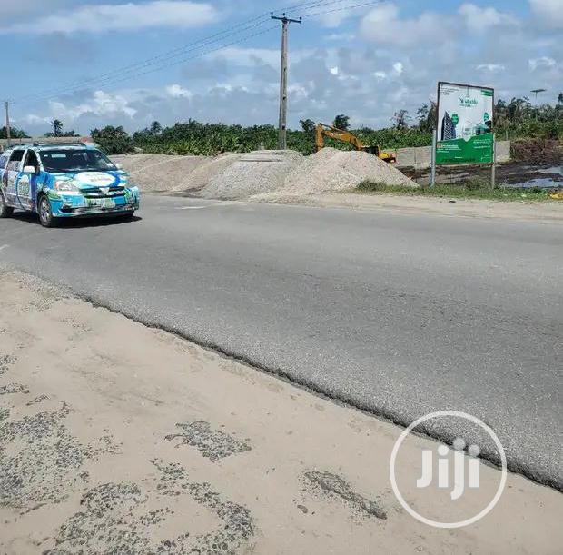 Plots of Land for Business Directly Facing Lekki Epe Express | Land & Plots For Sale for sale in Ibeju, Lagos State, Nigeria