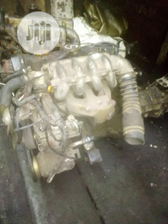 Archive: Diesel Engine Nissan Vanette L.D.23