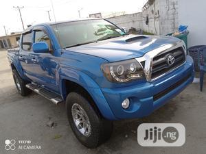Toyota Tacoma 2009 Access Cab V6 Automatic Blue | Cars for sale in Lagos State, Amuwo-Odofin
