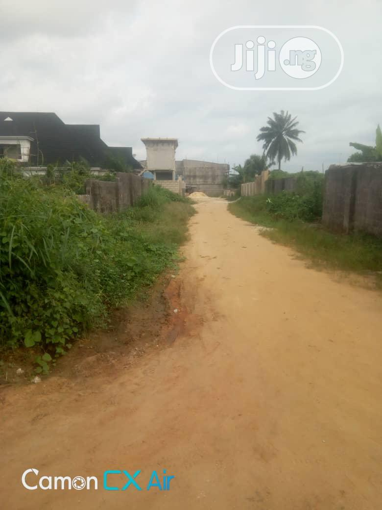 Distress 2 Plots At Eneka   Land & Plots For Sale for sale in Port-Harcourt, Rivers State, Nigeria