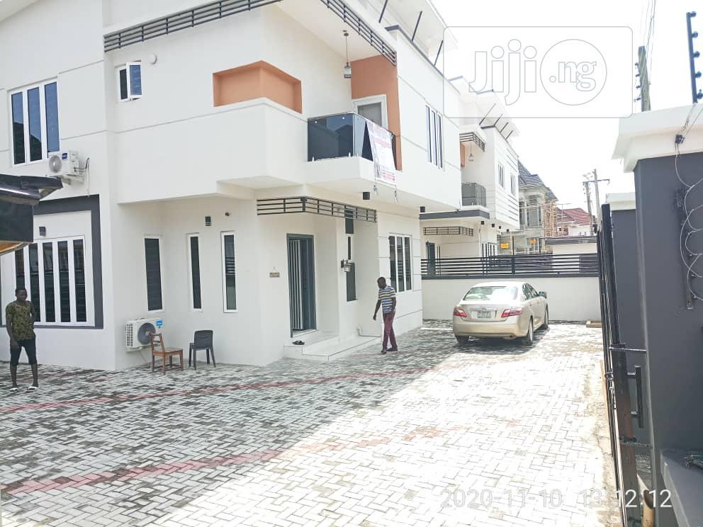 Coded 5 Bedrooms Detached Duplex With BQ